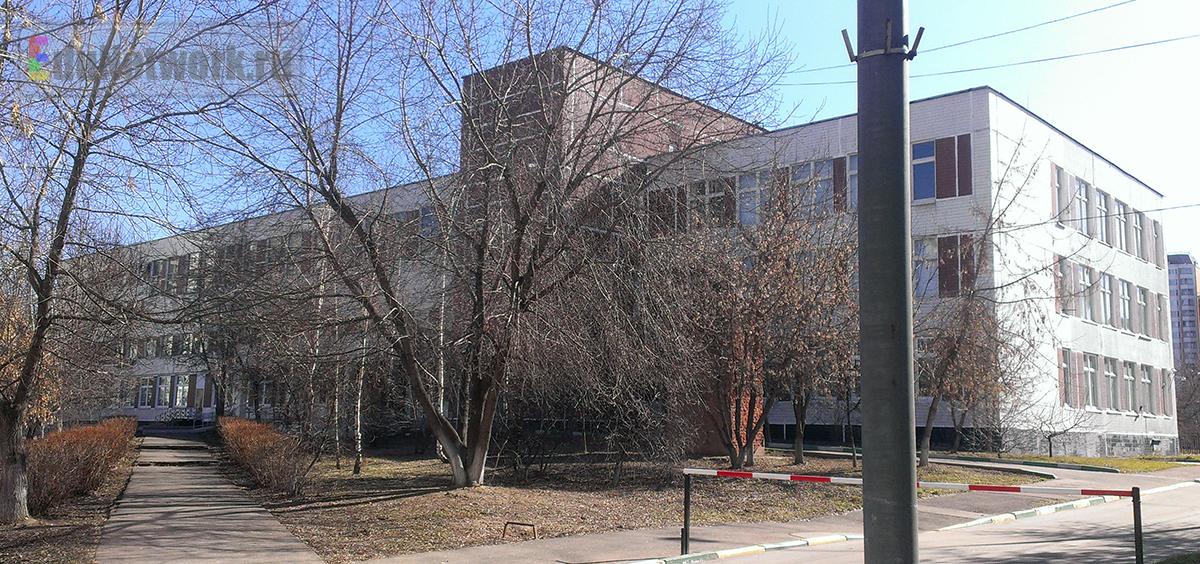 Колледж архитектуры дизайна и реинжиниринга no 26